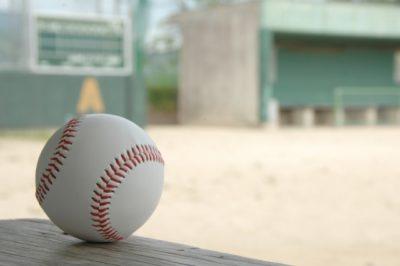 野球、ボール、球場