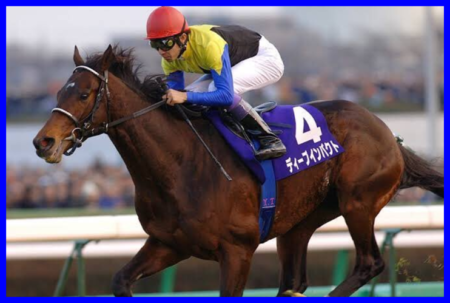 ディープインパクト,競走馬,名馬