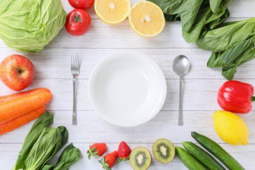ダイエット,野菜,果物