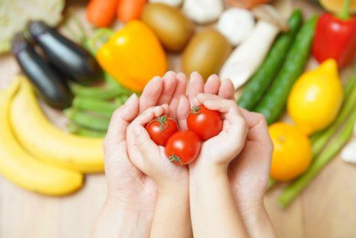 ベジタリアン,野菜