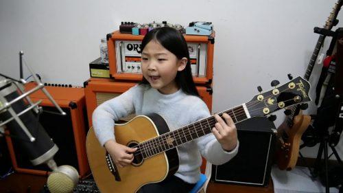 Miumiu,ギター少女