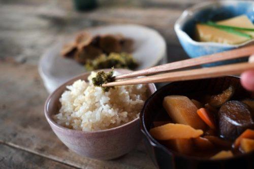 ご飯,お米,食事,煮物,和食