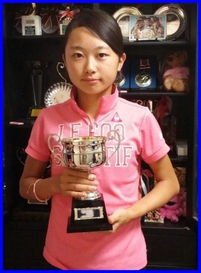 安田祐香,中学生