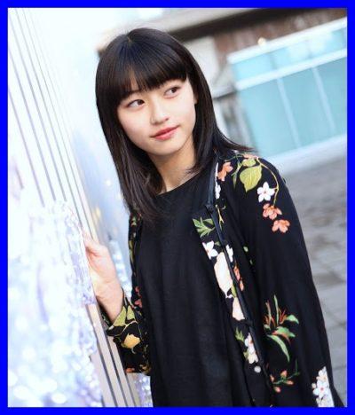 菊池日菜子,福岡美少女図鑑