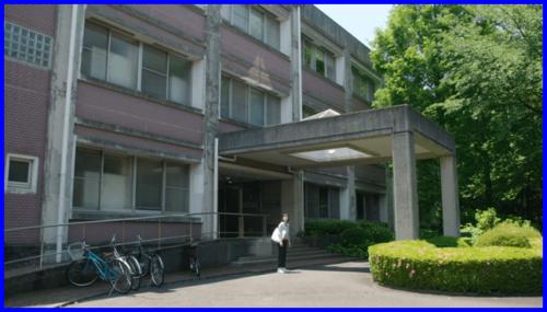 朝顔,大学,ロケ地