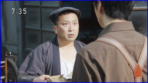 まんぷく,桂吉弥