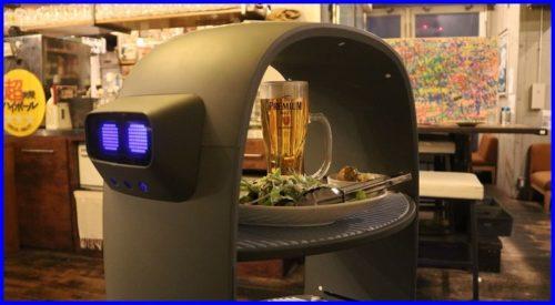 飲食店,ロボット