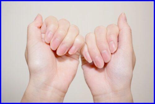 爪,伸びる