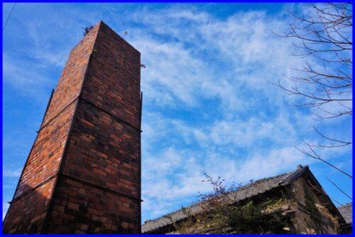 レンガ煙突