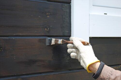 外壁,塗り直し